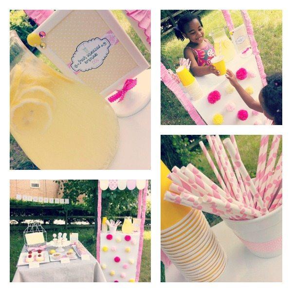 Lemonade Collage 1