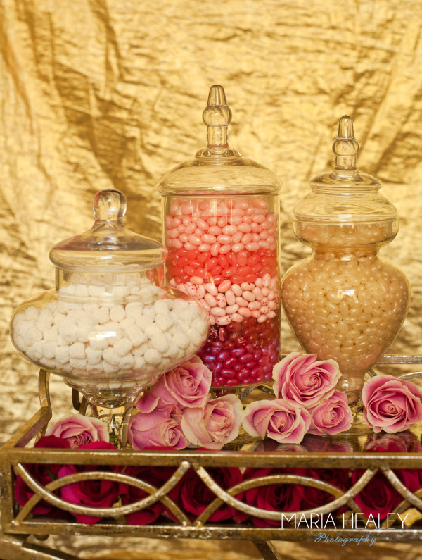 Apothecary Jars from Koyal Wholesale are a must have for any candy buffet...big or small.