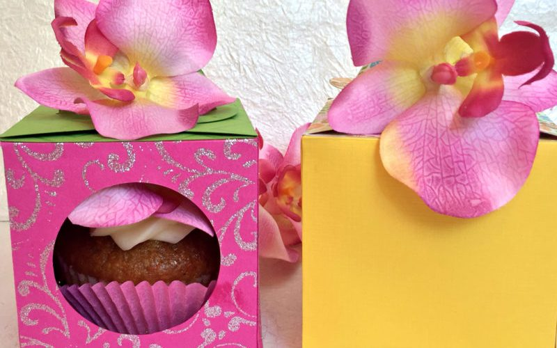 Make a Cupcake Favor Box For Any Occasion