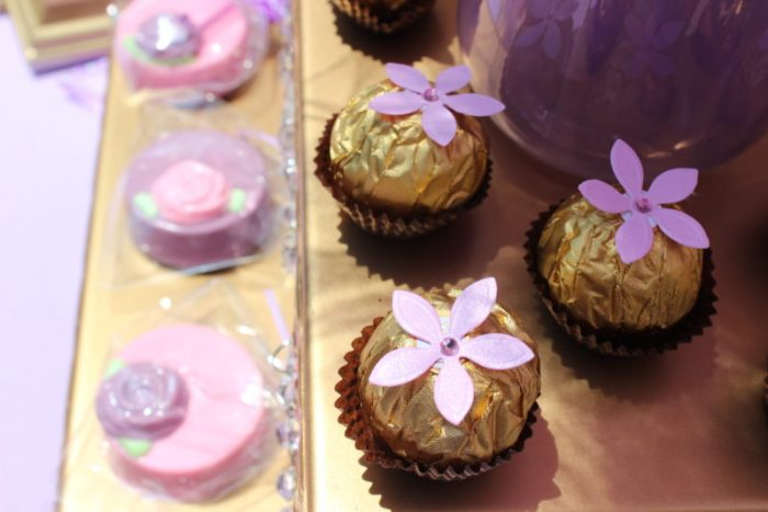 best day ever rapunzel party by tabletop treats oreos