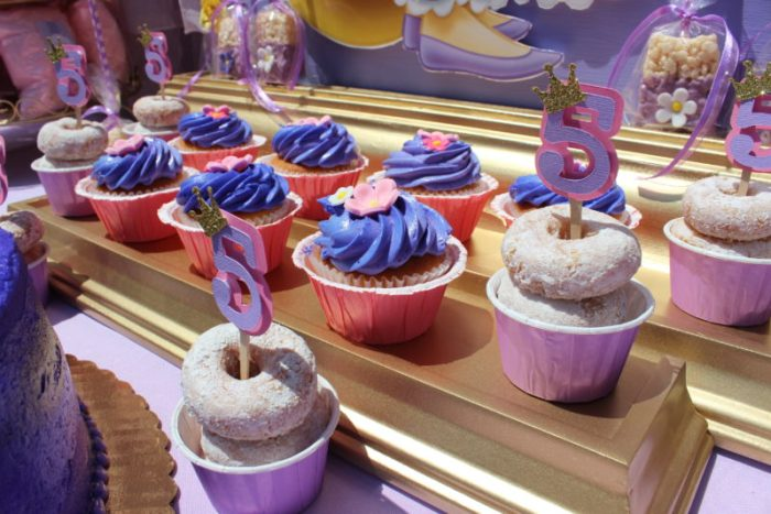 best day ever rapunzel party by tabletop treats dessert table