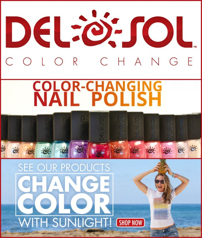 del sol color changing clothes