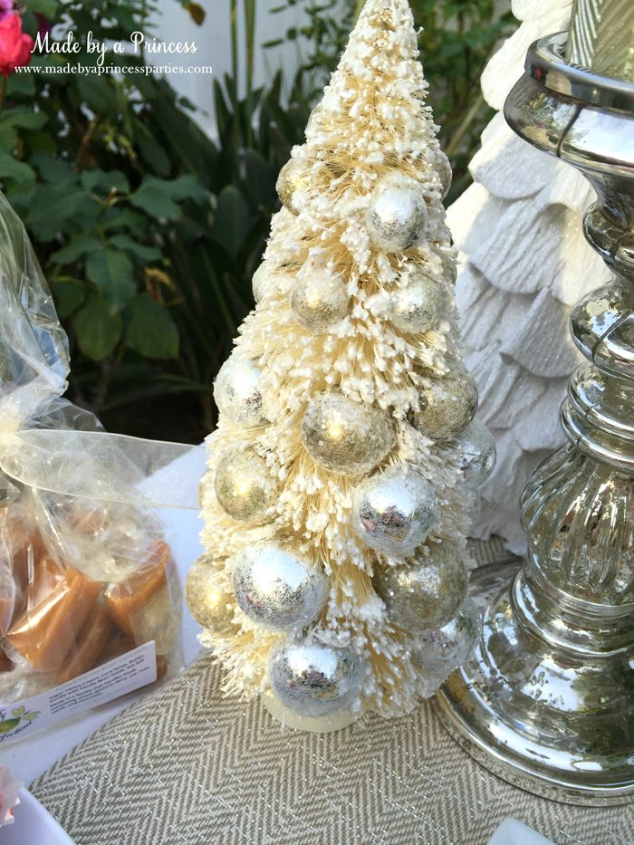 downton abbey cpwm cookie exchange bottlebrush tree