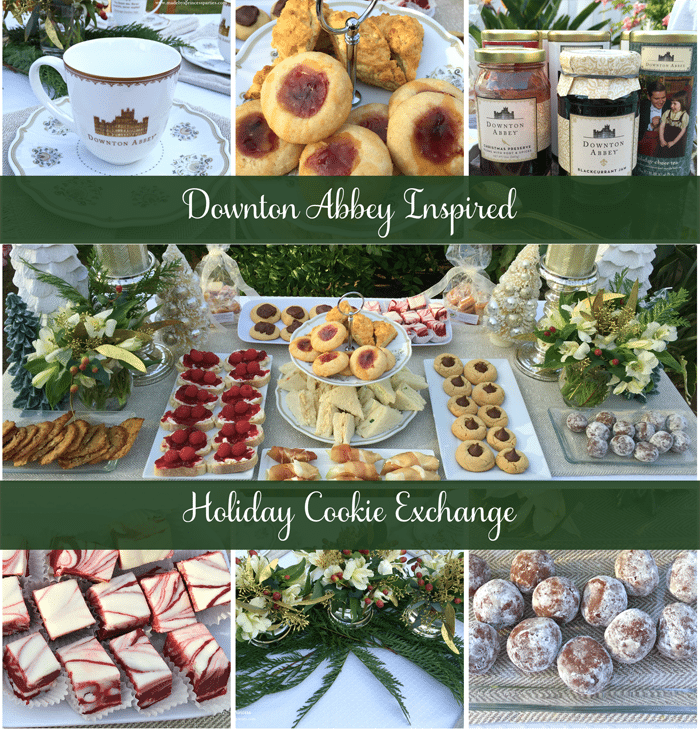 downton abbey cpwm holiday cookie exchange 700