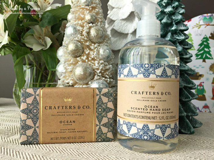 hallmark crafters and co collection soap