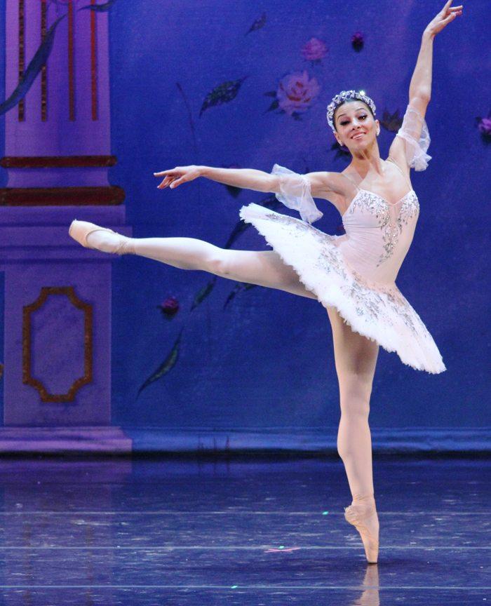 moscow ballet nutcracker Karyna Shatkovskaya New