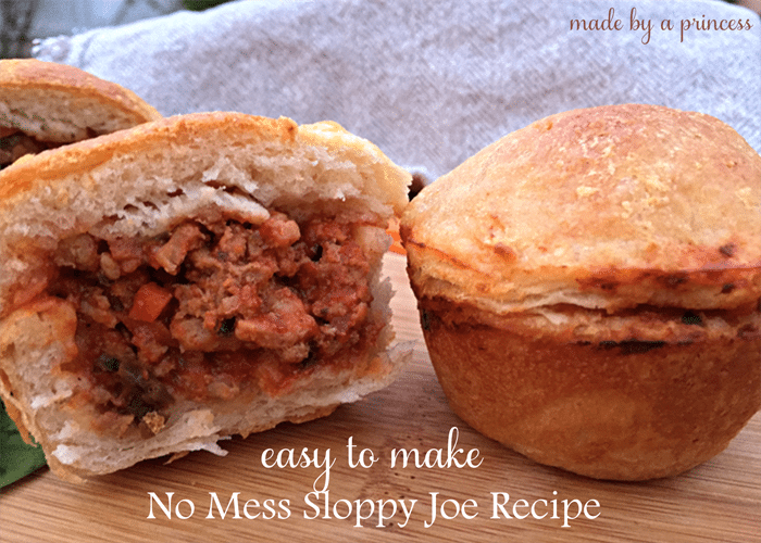 tidy tims no mess sloppy joe recipe main