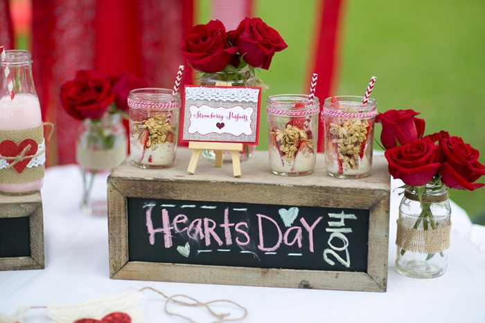 celebrate happy hearts day with strawberry parfaits 3