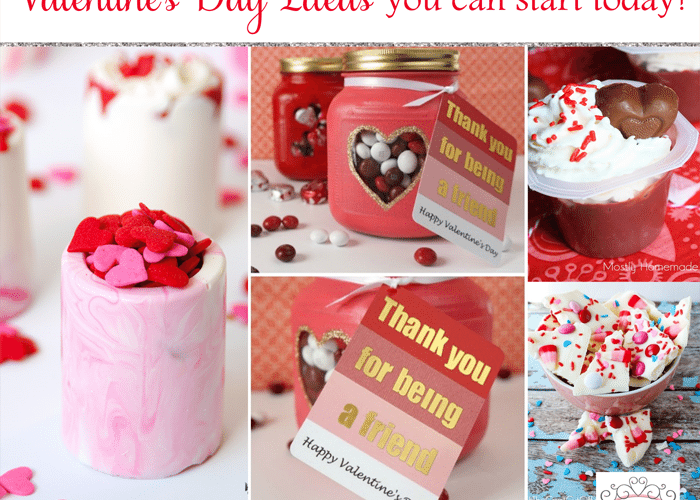 Valentines Day Ideas You Can Start Today