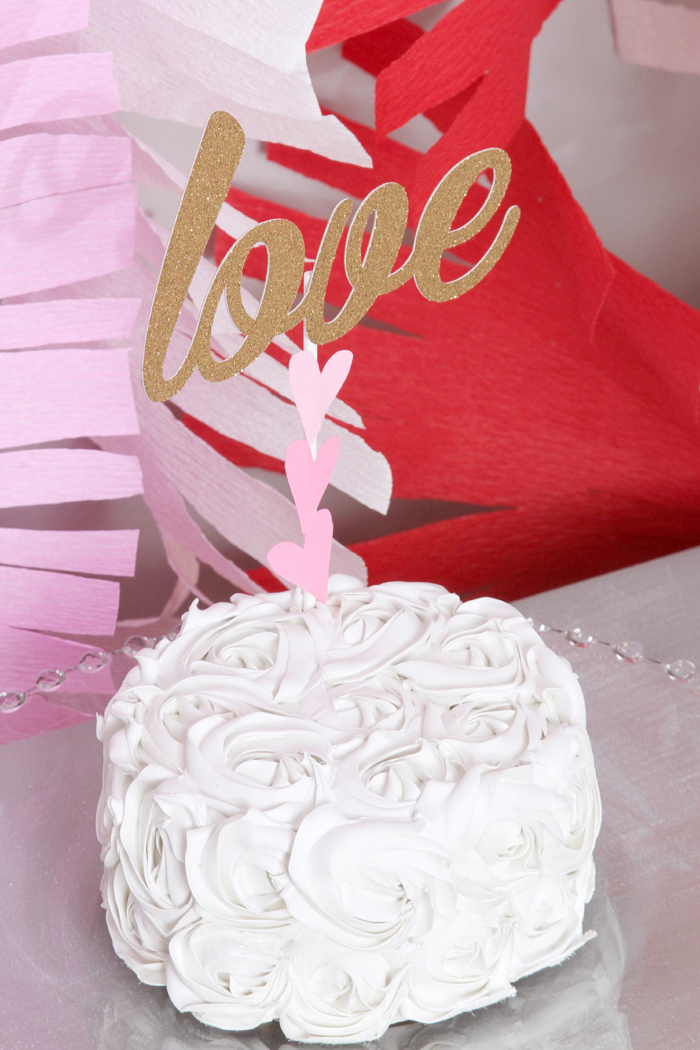 sweethearts treats for two luscious cake