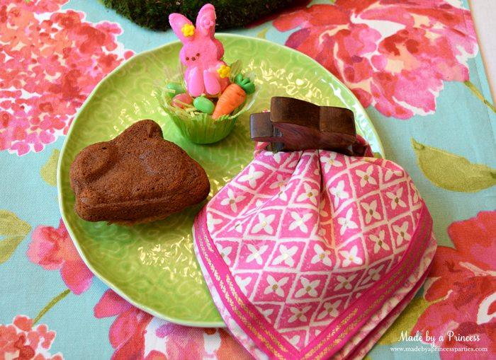 Easy Easter Entertaining Ideas tablesetting