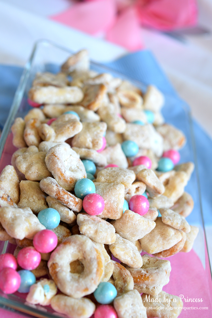 Snacks For Baby Shower Indian ~ Baby shower muddy buddy puppy chow snacks