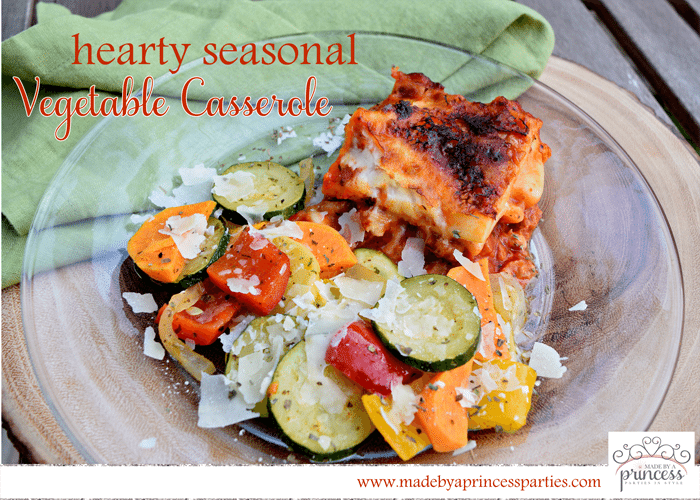 hearty seasonal vegetable casserole recipe main