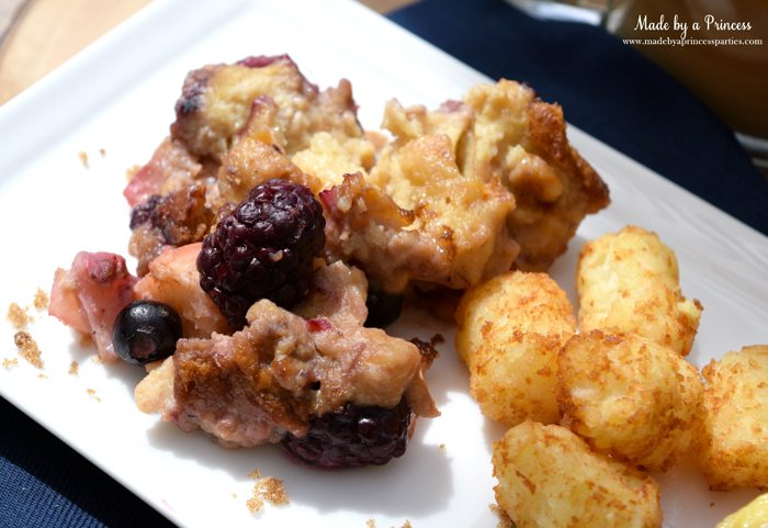 seasonal fruit bread pudding recipe 3
