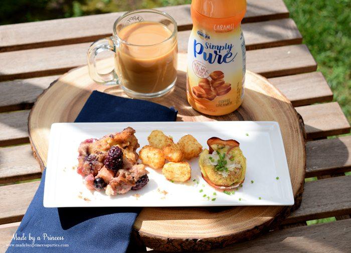 seasonal fruit bread pudding recipe meal