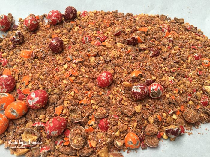spicy crunchy caramel apple crushed mms