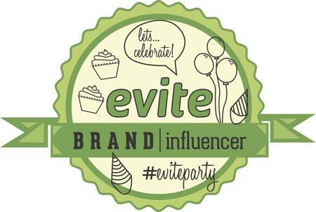 Evite Influencer Program Badge 450