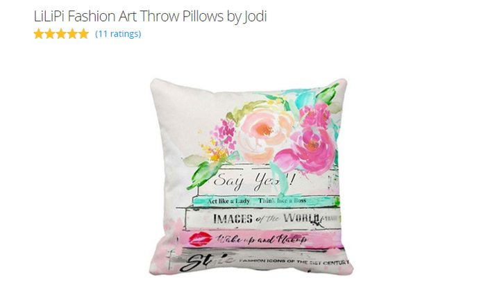 back to school beddding with groupon fashion pillow