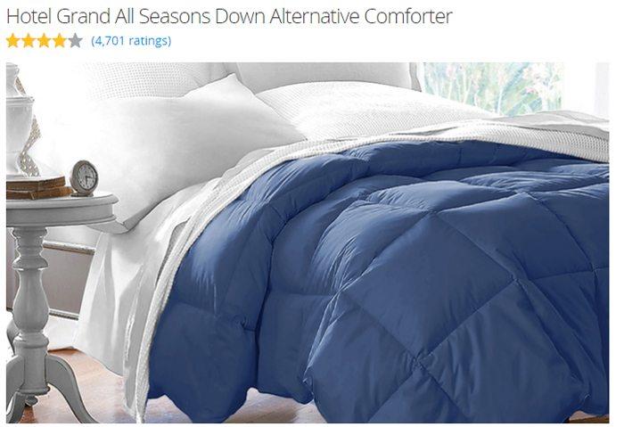 back to school beddding with groupon grand seasons comforter