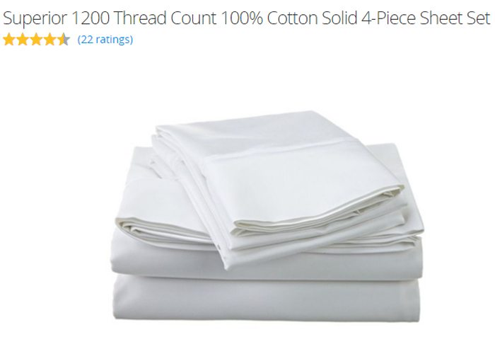 back to school beddding with groupon superior cotton set