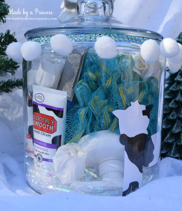 spa-in-a-jar-gift-idea-hand-lotion-and-shower-poof