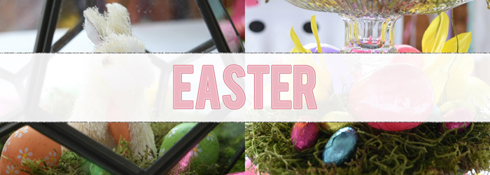 Easter Ideas Found on Made by a Princess