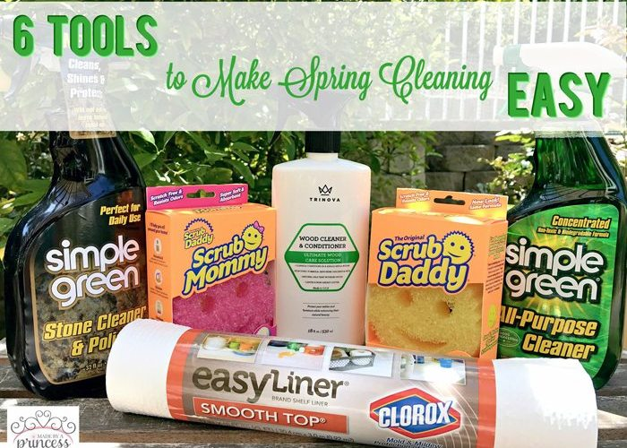 6 Tools to Make Spring Cleaning Easy