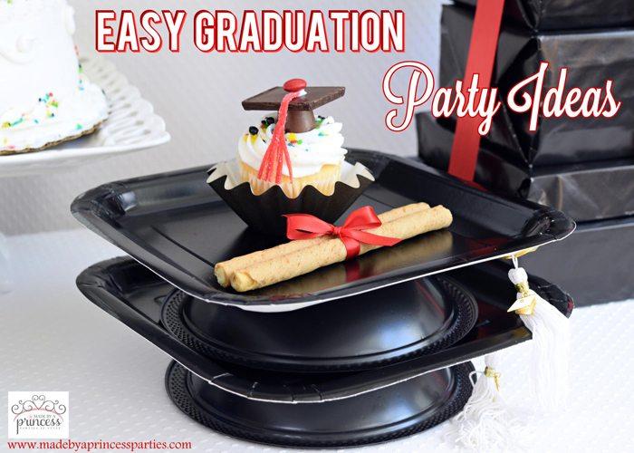 Easy Graduation Party Ideas