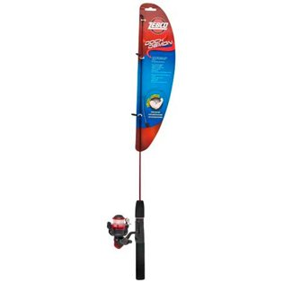 Fishing Baby Shower Ideas fishing pole