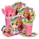 Fashionista Barbie Party Ideas Barbie Sparkle Party Pack - Made by a Princess #barbie #barbieparty