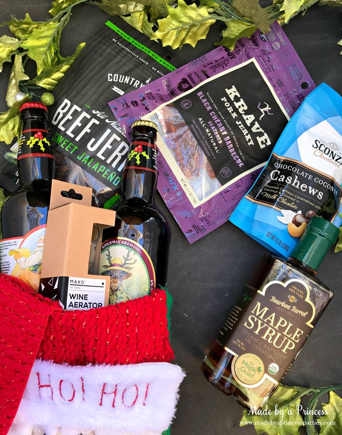 Family Stocking Stuffer Ideas For Your Dad or Husband