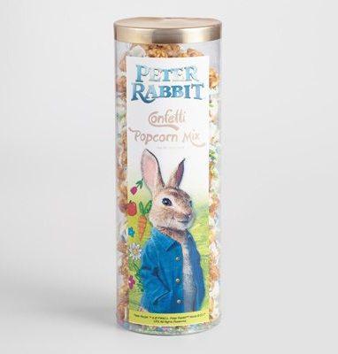 Peter Rabbit Tea Party Inspiration Confetti Popcorn