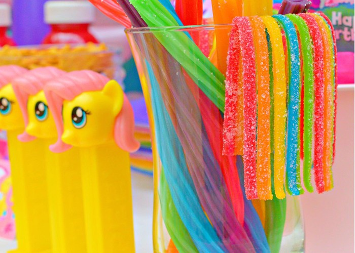 My Little Pony Party Food Ideas