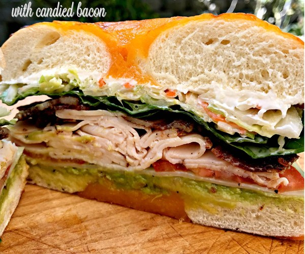 Best Turkey BLT Sandwich Recipe