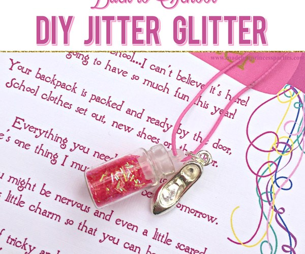Back to School Mommy Magic Jitter Glitter