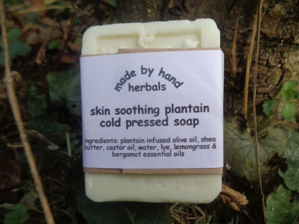 plantain soap | natural | herbal | no additives | no preservatives