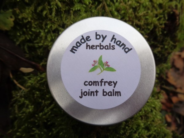 comfrey joint balm | traditional | herbal | hedgerow