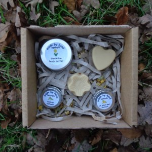 muscle soothing gift box | natural | herbal | traditional