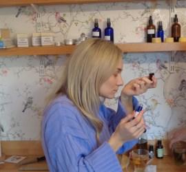 natural skin care products | workshop | Kent