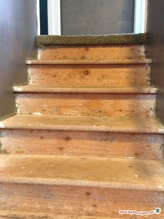 Installing Stair Tread Caps Made By Marzipan | Wood Stair Tread Caps | Red Oak | Retread | Hardwood | Nosing | Pre Built