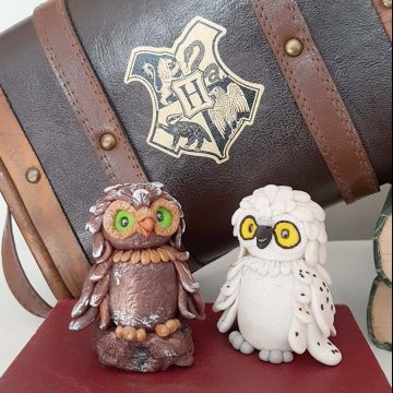 Owls – check out this season's feathery fad