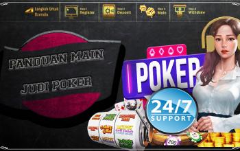 panduan main judi poker online