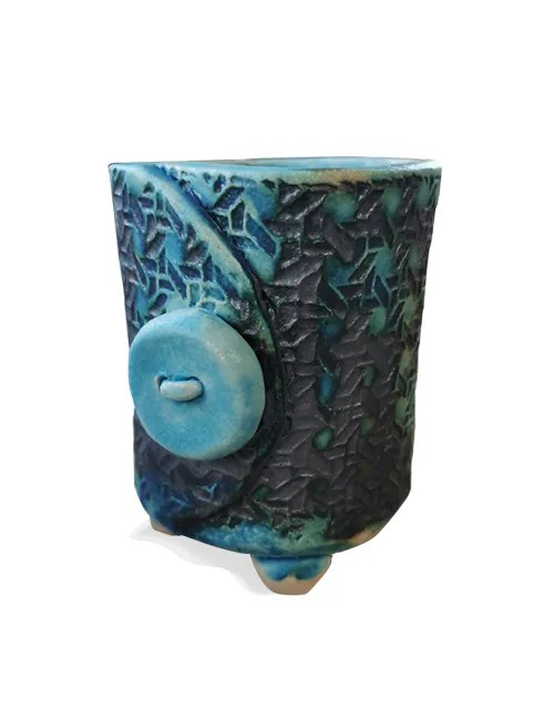 clay pottery garden plant pot workshop Reading