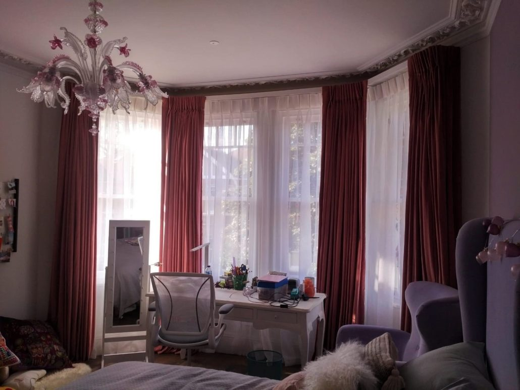 Voile Curtains Were Londons Made To Measure Voile Curtain Experts