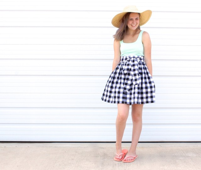 The Anywhere Skirt Pattern