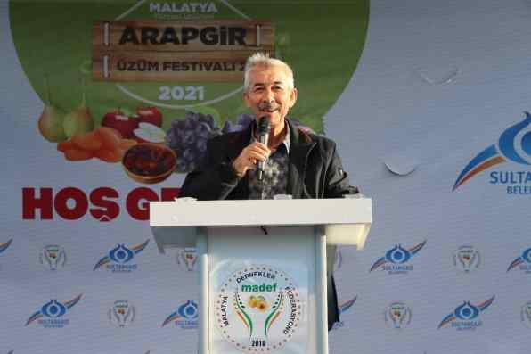 Malatya Arapgir Üzüm Festivali (15)