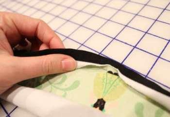 FOE (fold over elastic) Tutorial