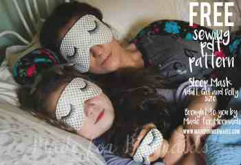 Sleep Masks for adults, children and dolly
