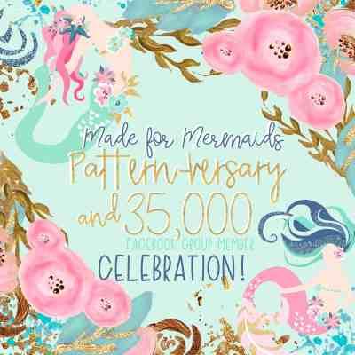 Pattern-versary and 35k Celebration!