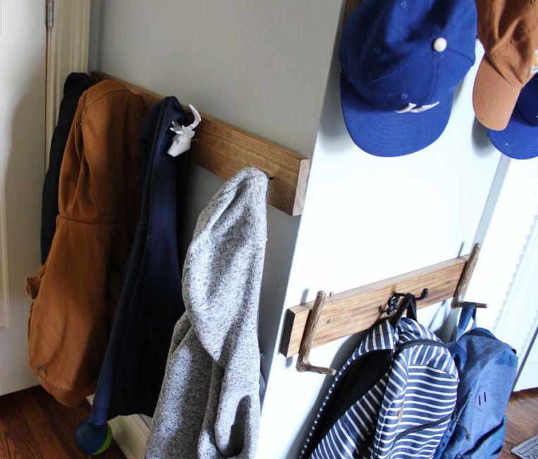 coats. bags. hats. needs met.